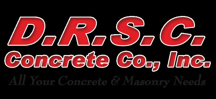 DRSC Concrete Full Color Logo